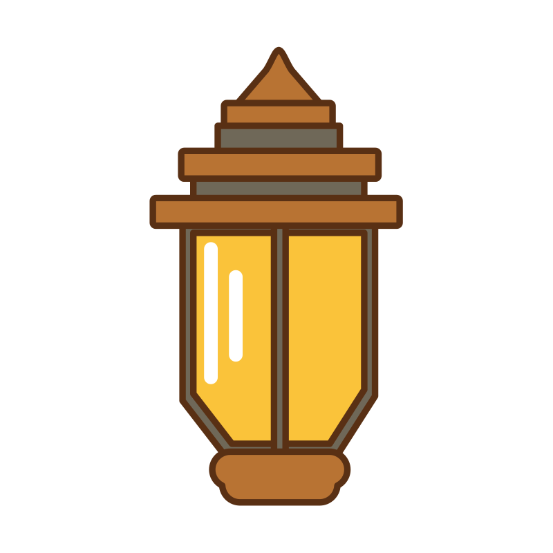 Home Lighting Preparation Icon
